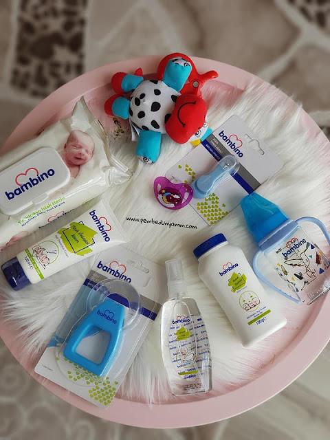 bambino bebek ürünleri