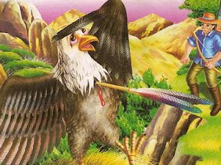 El Águila y la flecha