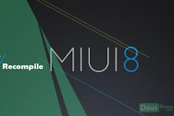 Cara Decompile dan Recompile MIUI 8