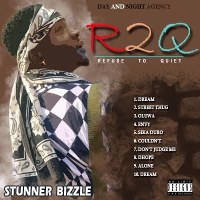 Stunner Bizzle - Refuse To Quit(Full Album)