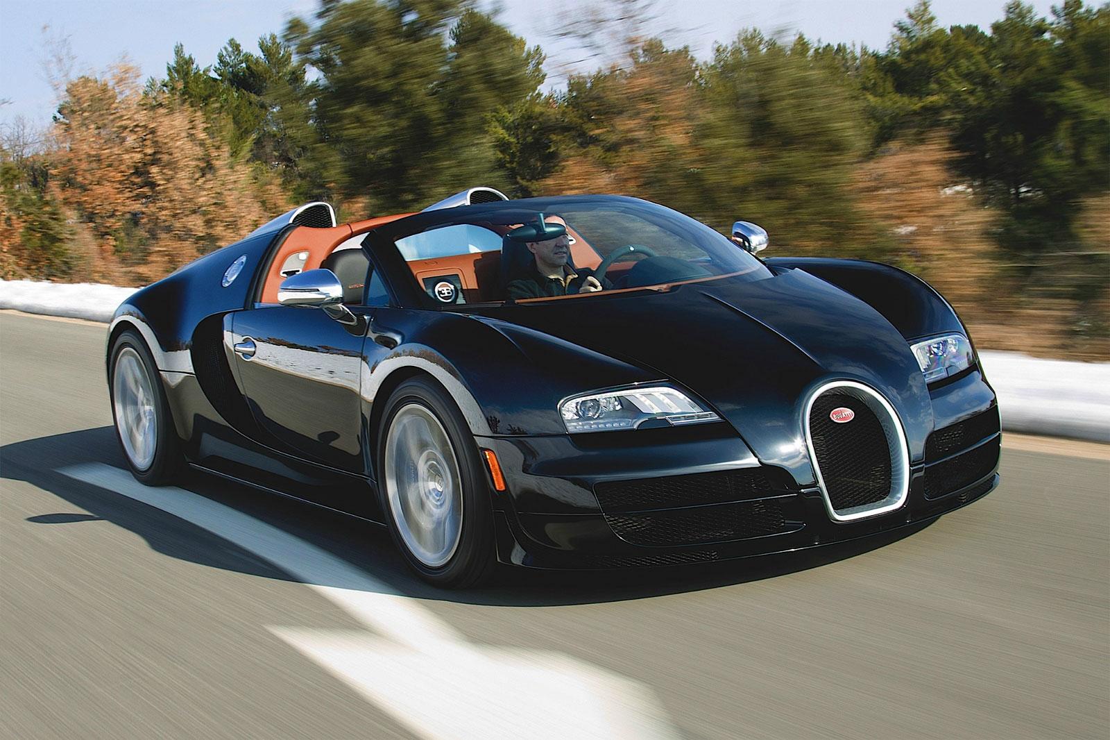 Sport Wallpaper Bugatti Veyron: Sport Cars: Bugatti Veyron Grand Sport Vitesse Hd