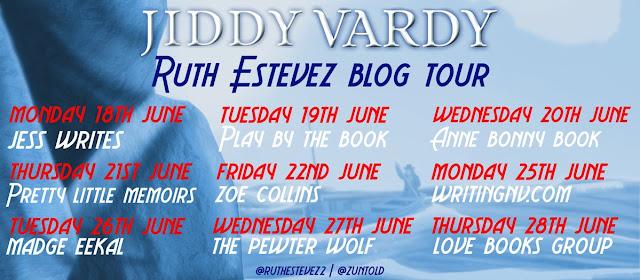 Blog Tour & Review: Jiddy Vardy by Ruth Estevez