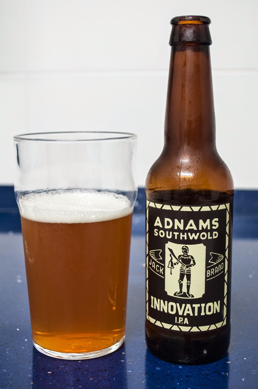 Adnams Jack Brand Innovation