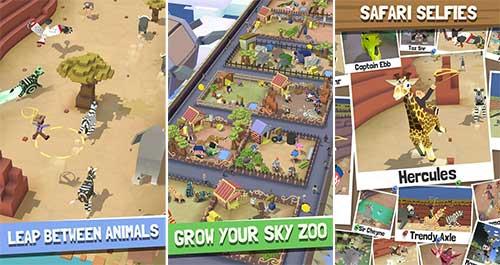 تحميل Rodeo Stampede Sky Zoo Safari مهكرة