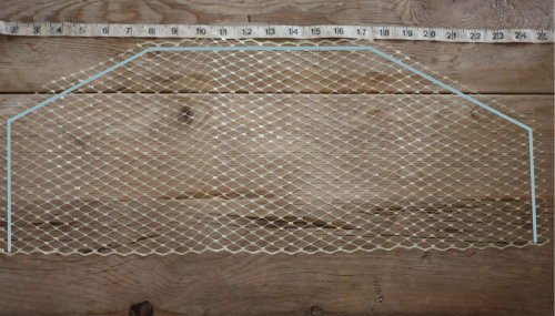How To: Make a DIY Birdcage Veil for Your Wedding   17 Apart  How To: Make a ...