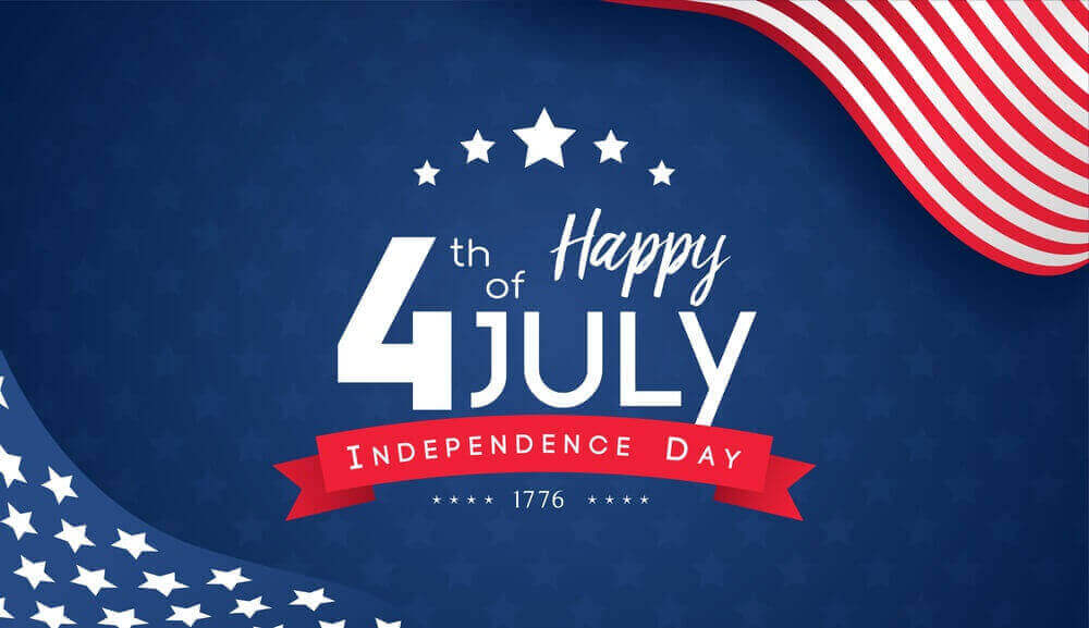 4th Of July Banner Images Photos & Vectors Free Download