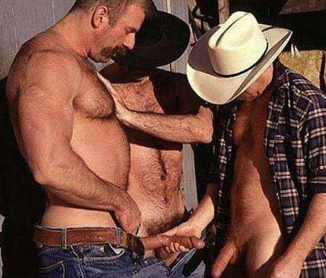 from Mauricio gay nude cowboy