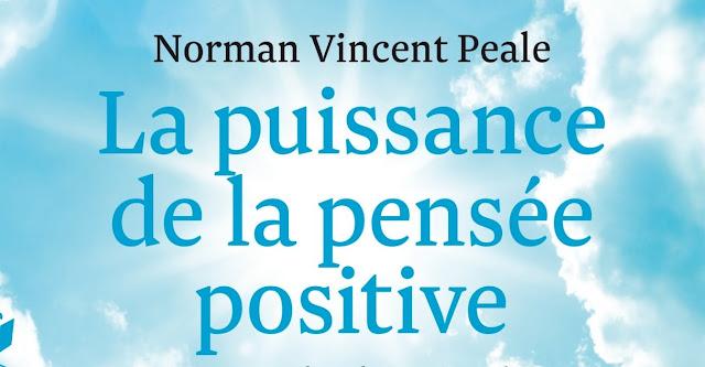 pensée positive, foi, norman peale