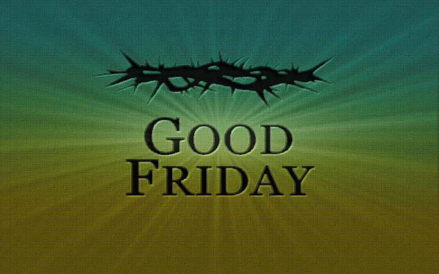 Good Friday 3D images download