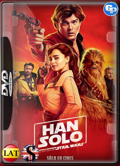 Han Solo: Una Historia De Star Wars (2018) DVD5 LATINO/INGLES