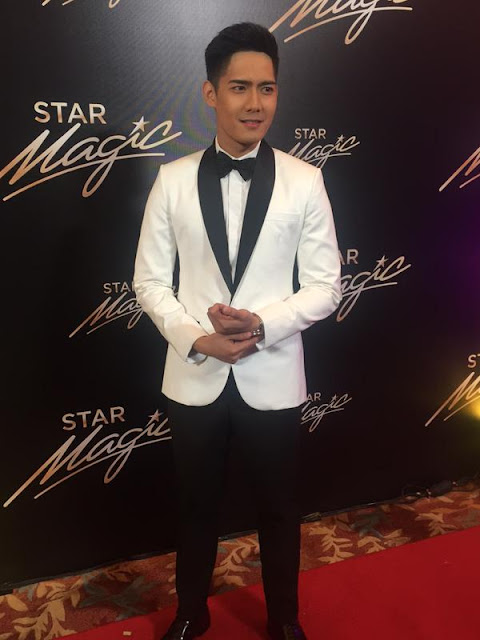 Robi Domingo Star Magic Ball 2015