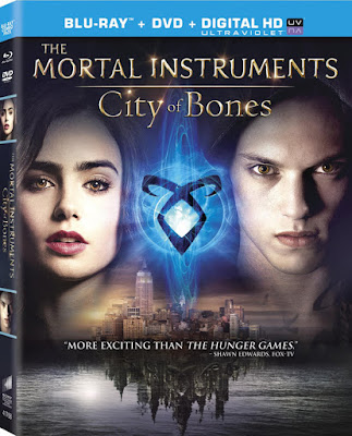 The Mortal Instruments City Of Bones 2013 Daul Audio BRRip 480p 200Mb x265 HEVC