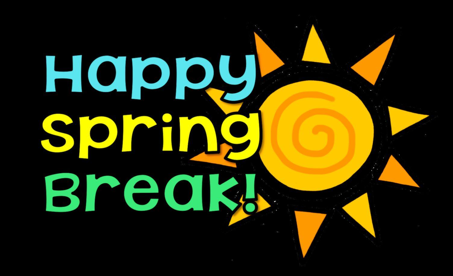 Image result for spring break  kids clipart free