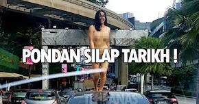 Thumbnail image for Video Pondan Berbogel & Menari Di Atas Kereta, Netizen Anggap Dia Silap Tarikh