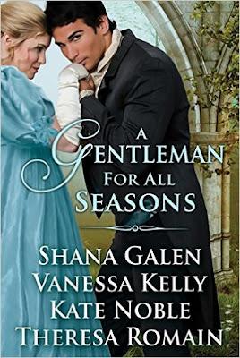 shana galen, vanessa kelly, kate noble, theresa romain, historical romance