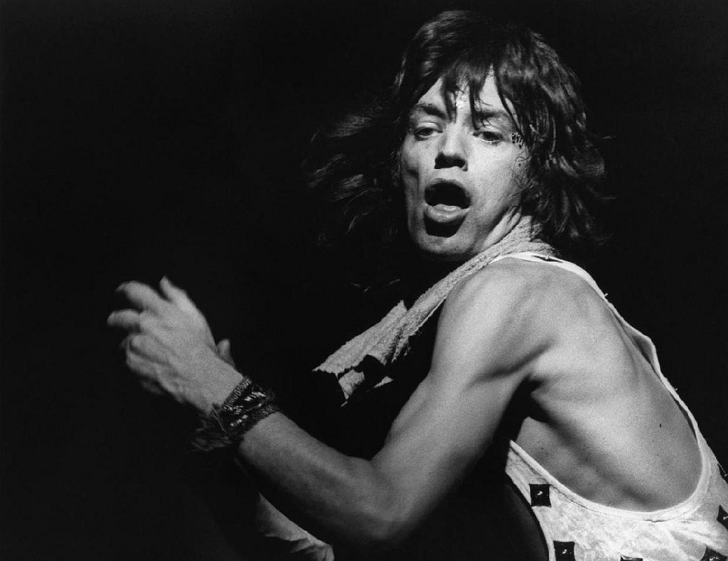 Mick Jagger: Anthony Luke's Not-just-another-photoblog Blog