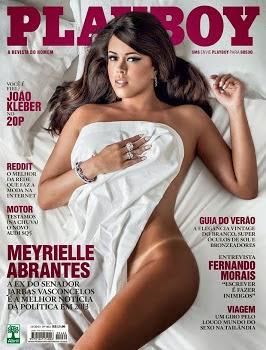 Download Playboy Meyrielle Abrantes Novembro 2013