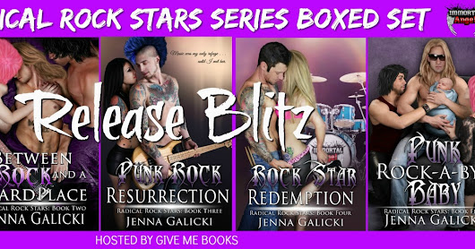 THE RADICAL ROCK STAR SERIES BOXED SET Release Blitz