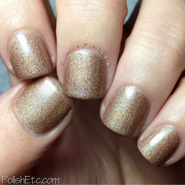 a-England at Color4Nails - Heavenly Quotes - McPolish - Sparks Divine
