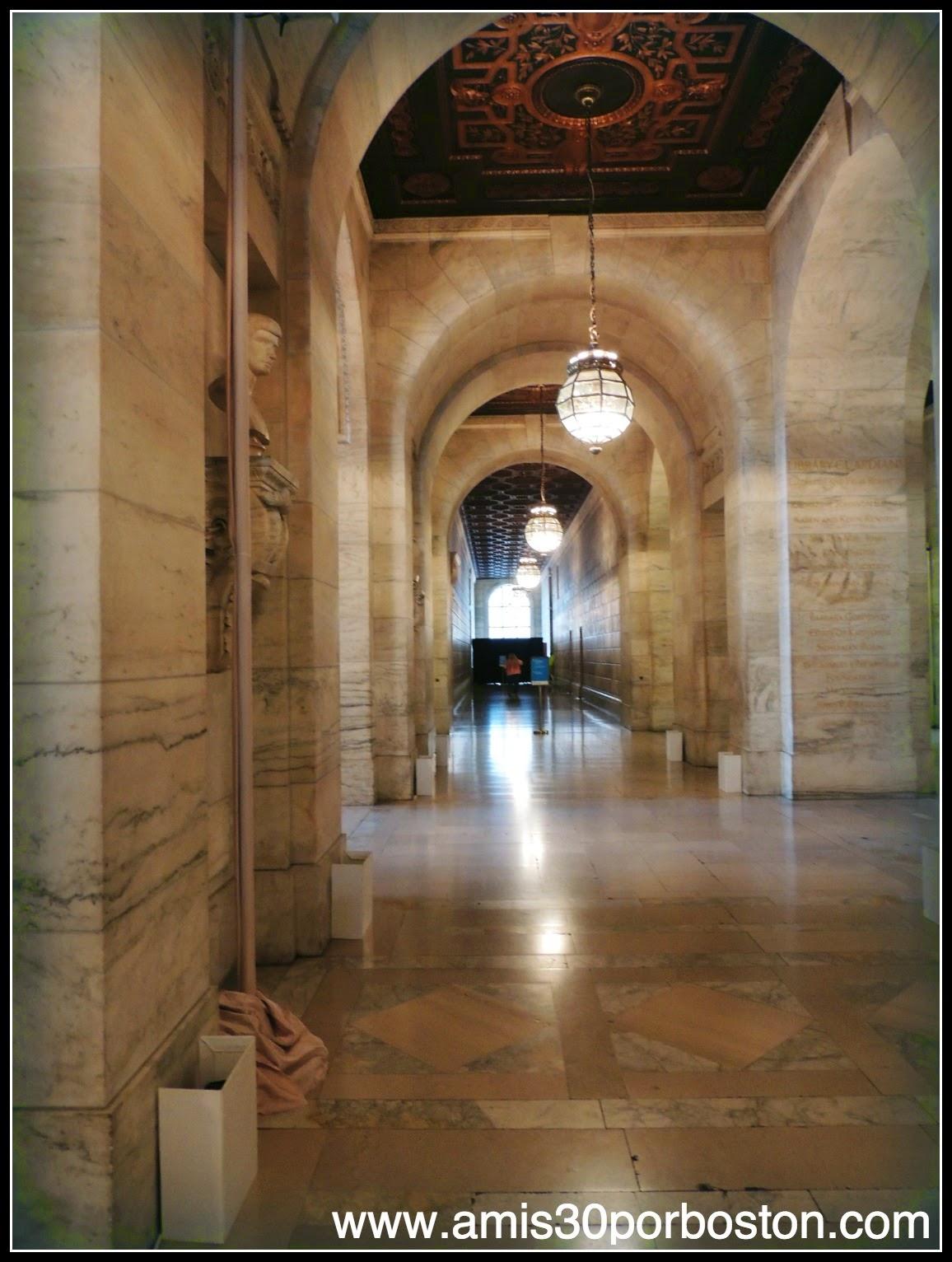 Segunda Visita a Nueva York:Biblioteca Pública