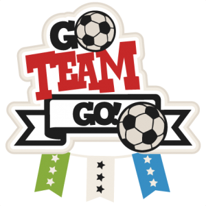 Download Miss Kate Cuttables: GO TEAM! Soccer Layout