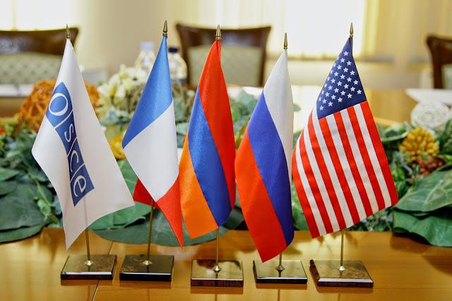 Nalbandian: armenios y azeríes se reunirán en la segunda quincena de enero