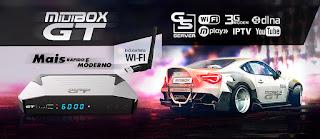 ATUALIZAÇÃO MIUIBOX GT + PLUS - v1.09 - 11/08/2017