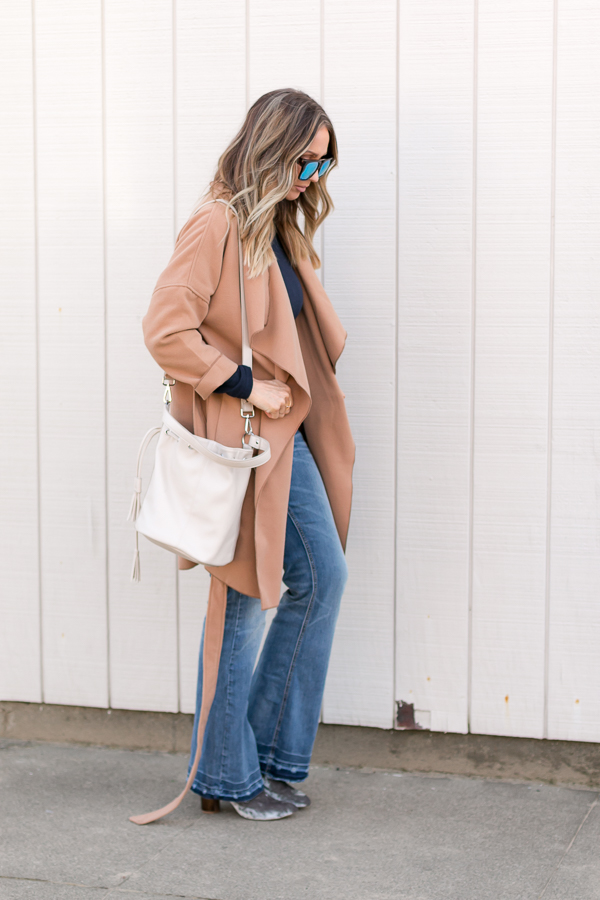 silver jeans co flare denim jeans