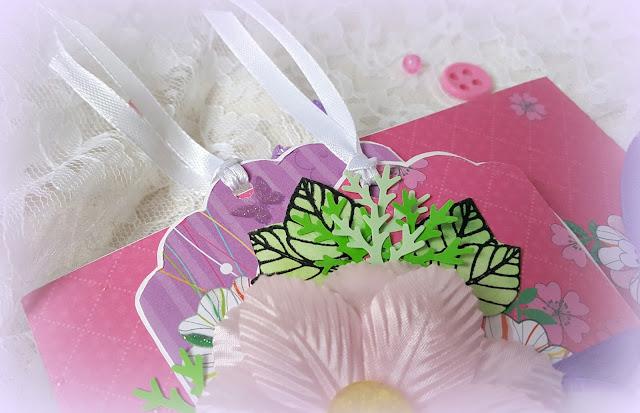 мини-альбом, цветы
