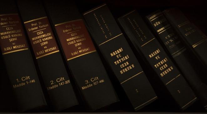 Ceza Kanunu, Kitap, Kitaplar