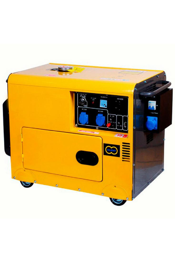Generadores Eléctricos Portátiles