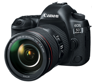Canon EOS 5D Mark IV Firmware 1.0.4 Download