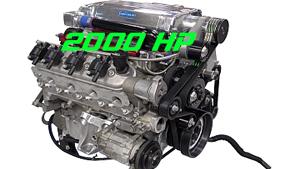 2000 HP for all trucks
