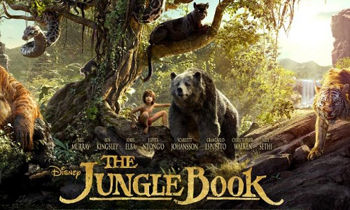 Sack Supper Cinema: THE JUNGLE BOOK on Friday, September 9th, @5pm (Register All)
