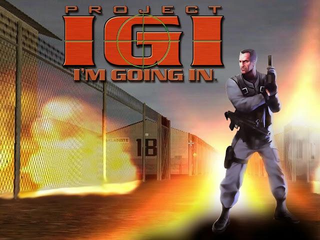 تحميل لعبة IGI 1 للكمبيوتر من ميديا فاير