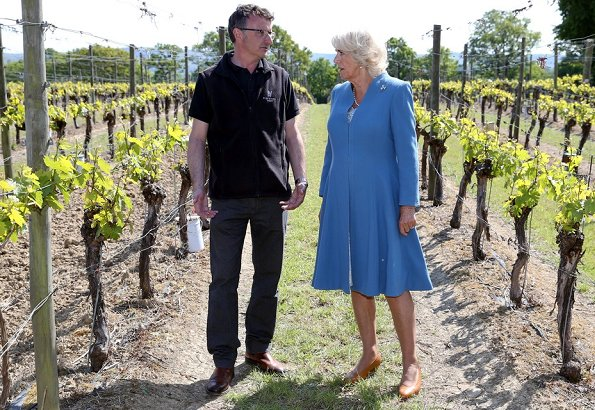 Exports of English and Welsh wine doubled in 2018, and the wines are now exported to 40 countries
