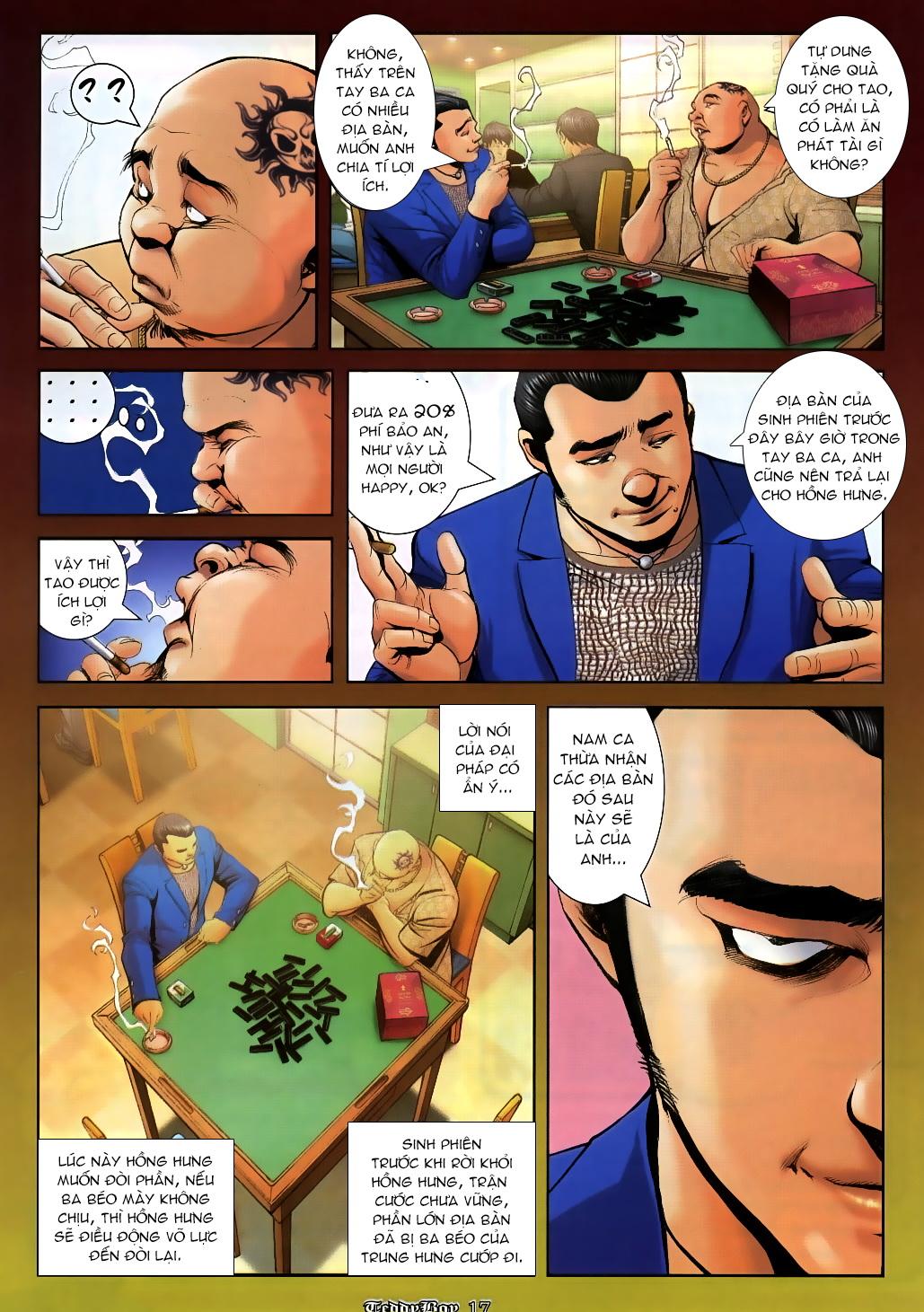 Người Trong Giang Hồ NetTruyen chap 987 - Trang 13