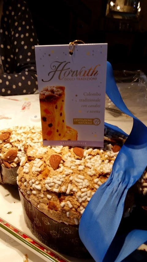 colomba pasquale Horvath
