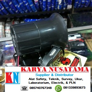 Jual Sirine Motor Patwal Toa Speaker 6 Jenis Suara di Malang