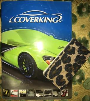 اثبات وصول مجلة سيارات و عينة من الثوب إلى غاية باب بيتي و بالمجان