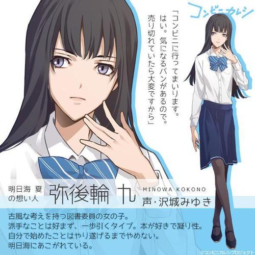 Miyuki Sawashiro como Kokono Minowa