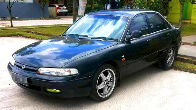 Mazda 626 Cronos