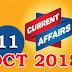 Kerala PSC Daily Malayalam Current Affairs 11 Oct 2018