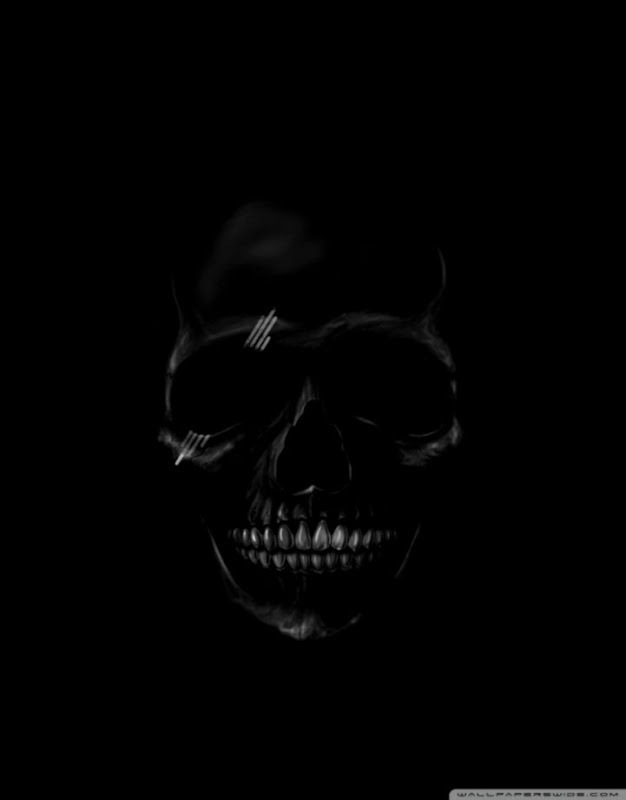 Skull Mobile Wallpaper Gold Wallpapers