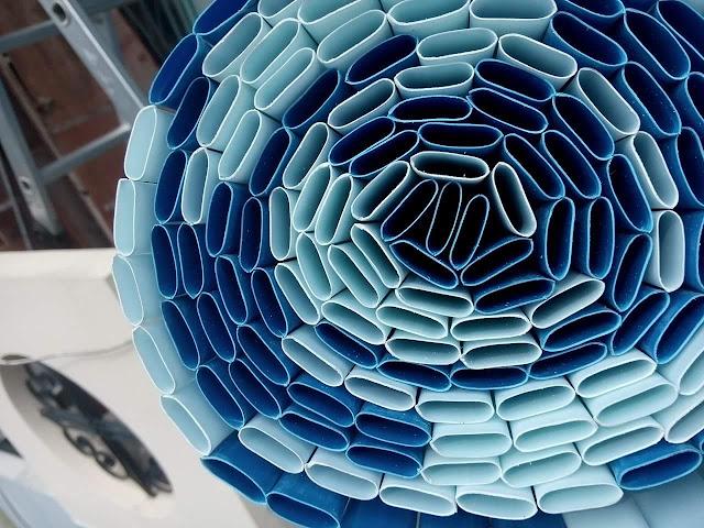 mẫu mành nhựa