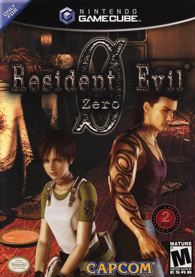 resident evil 0 gamecube iso español mega