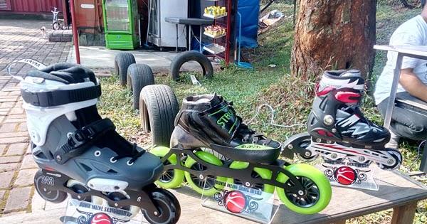 5 Alasan Asiknya Family Time di Dunia Inline Skate - Jalan-Jalan KeNai 58fac121f8