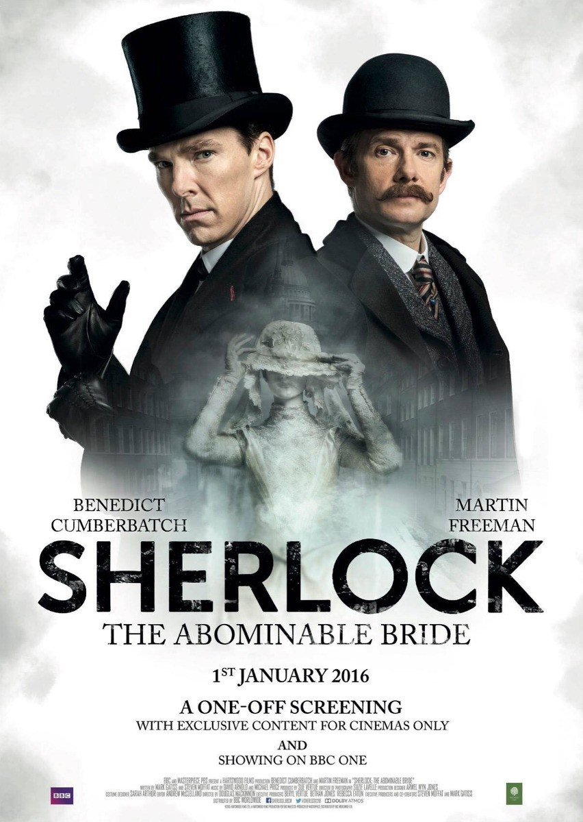 Nonton Film Sherlock: The Abominable Bride (2016)