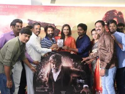 RajniKanth Kabali Movie Audio Release in Both Telugu and Tamil Versions