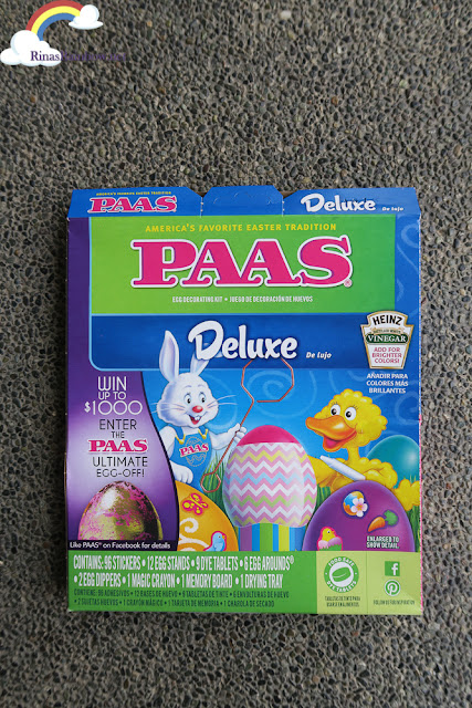 PASS Deluxe Egg Decorating Kit